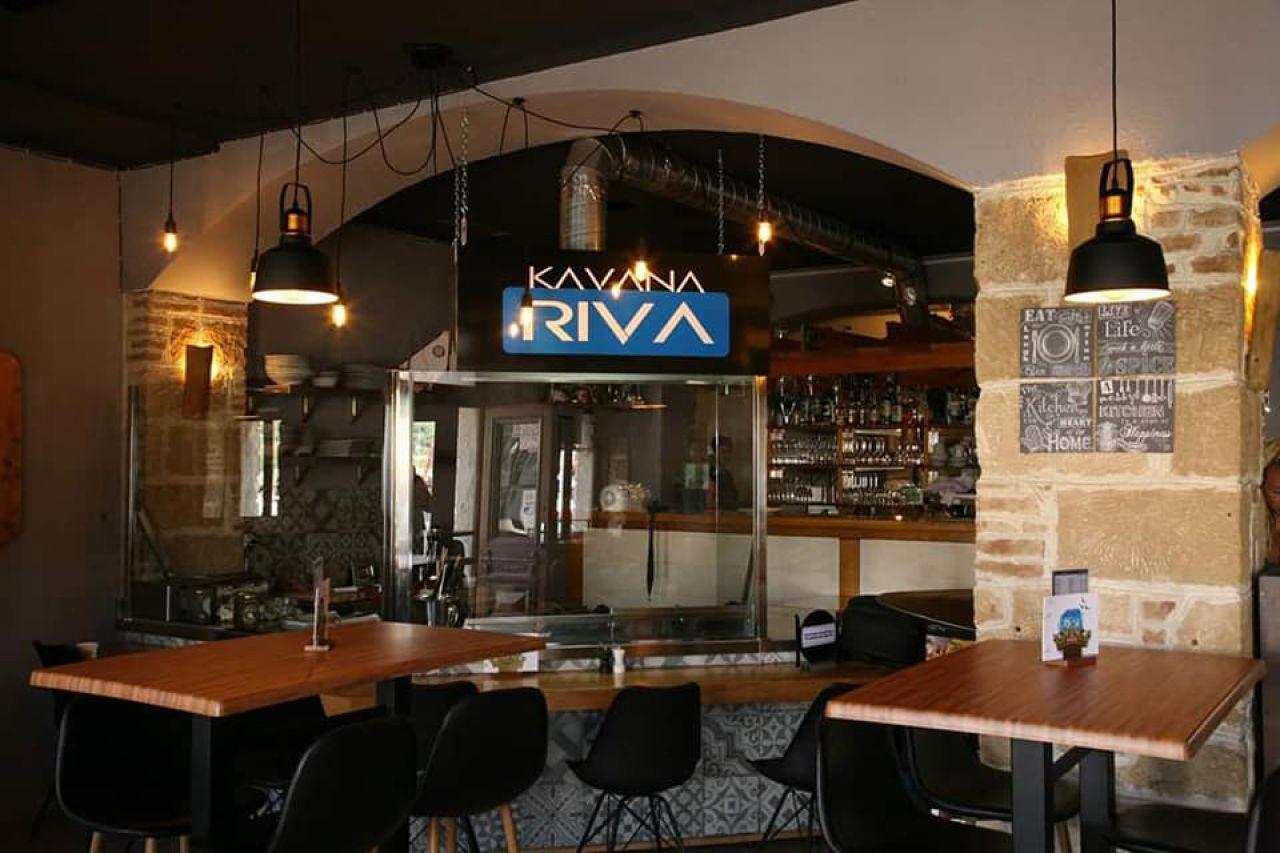 """Caffe bar """"RIVA"""""""